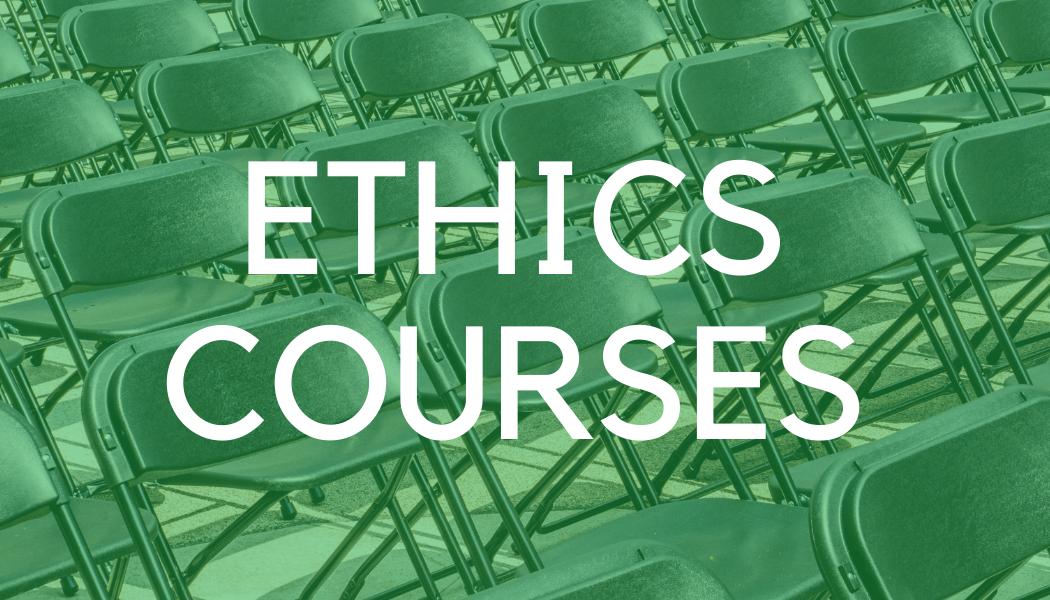 Ethics Courses